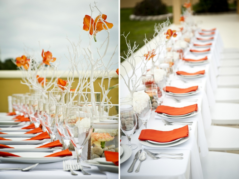 Modern Mexico Inspired Wedding Ideas via TheELD.com