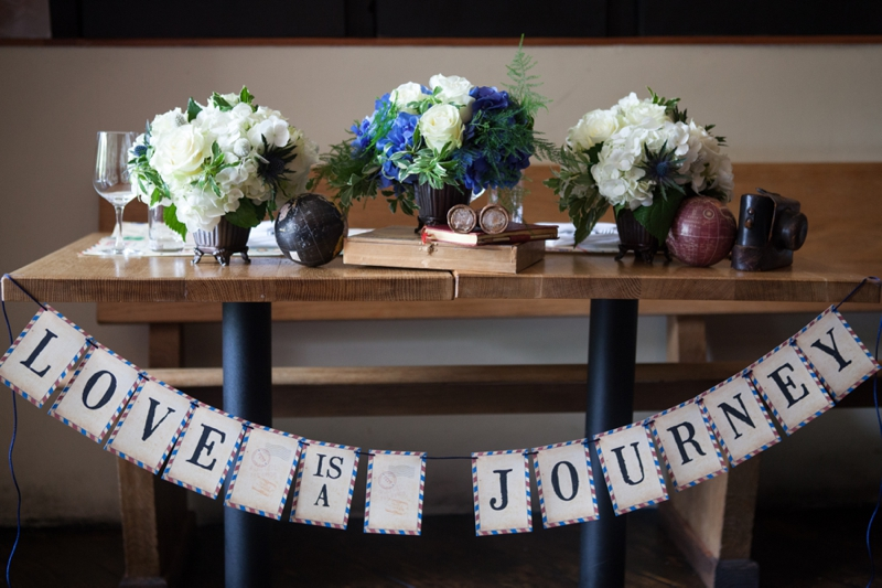 red white and blue wedding ideas vintage every last
