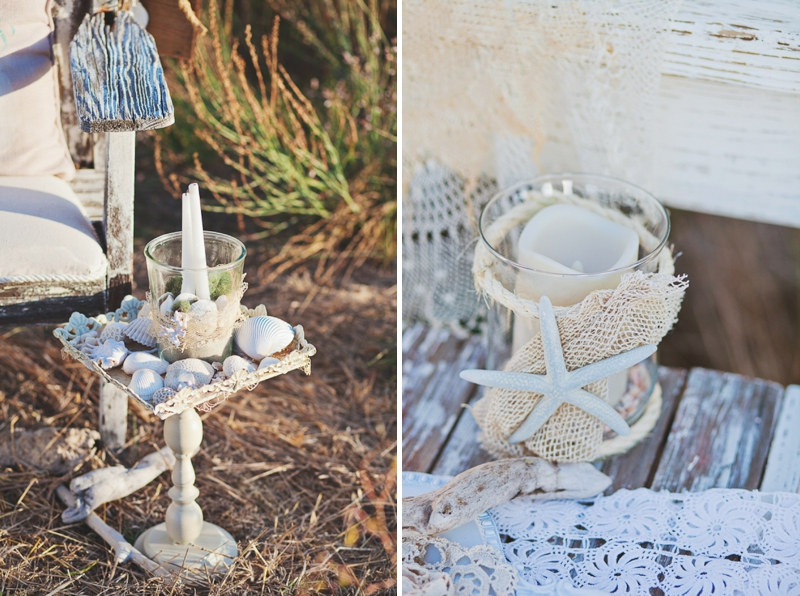 Coastal Decor Shabby Chic: Shabby Chic Nautical Wedding Inspiration