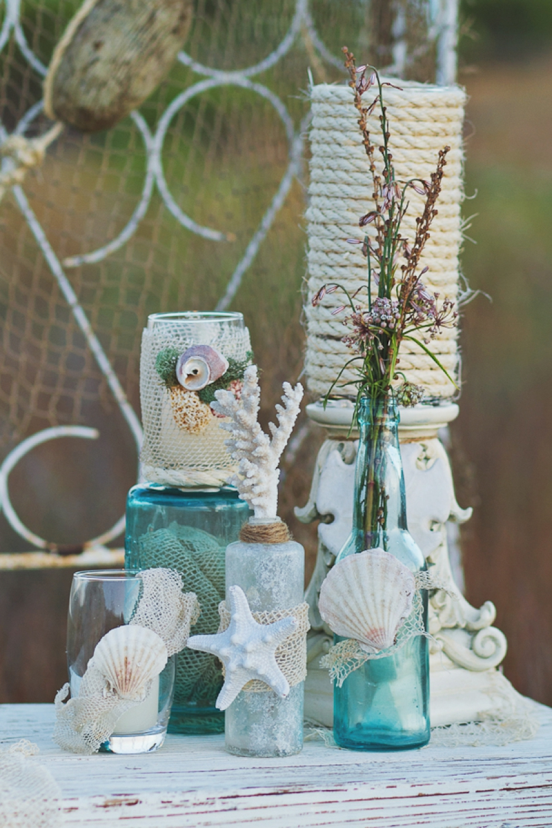 Shabby Chic Nautical Wedding Inspiration Every Last Detail