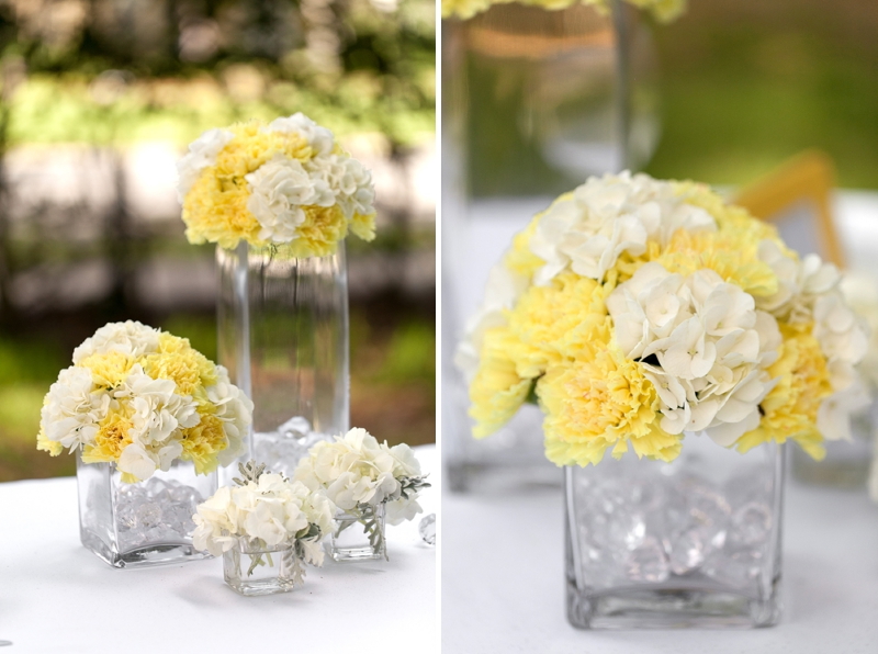 Yellow wedding ideas modern every last detail yellow wedding ideas modern junglespirit Gallery