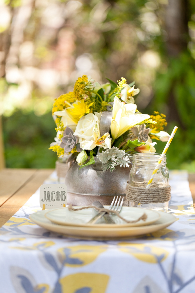wedding ideas yellow yellow wedding ideas rustic every last detail 28366