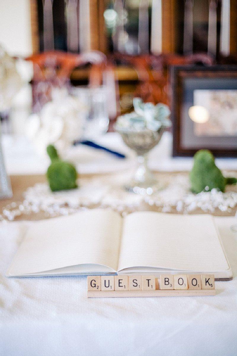 Vintage Blue & Gray Florida Wedding | Every Last Detail