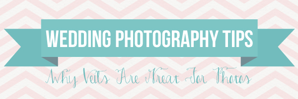 Wedding Photography Tips: Why Veils Are Great For Photos via TheELD.com