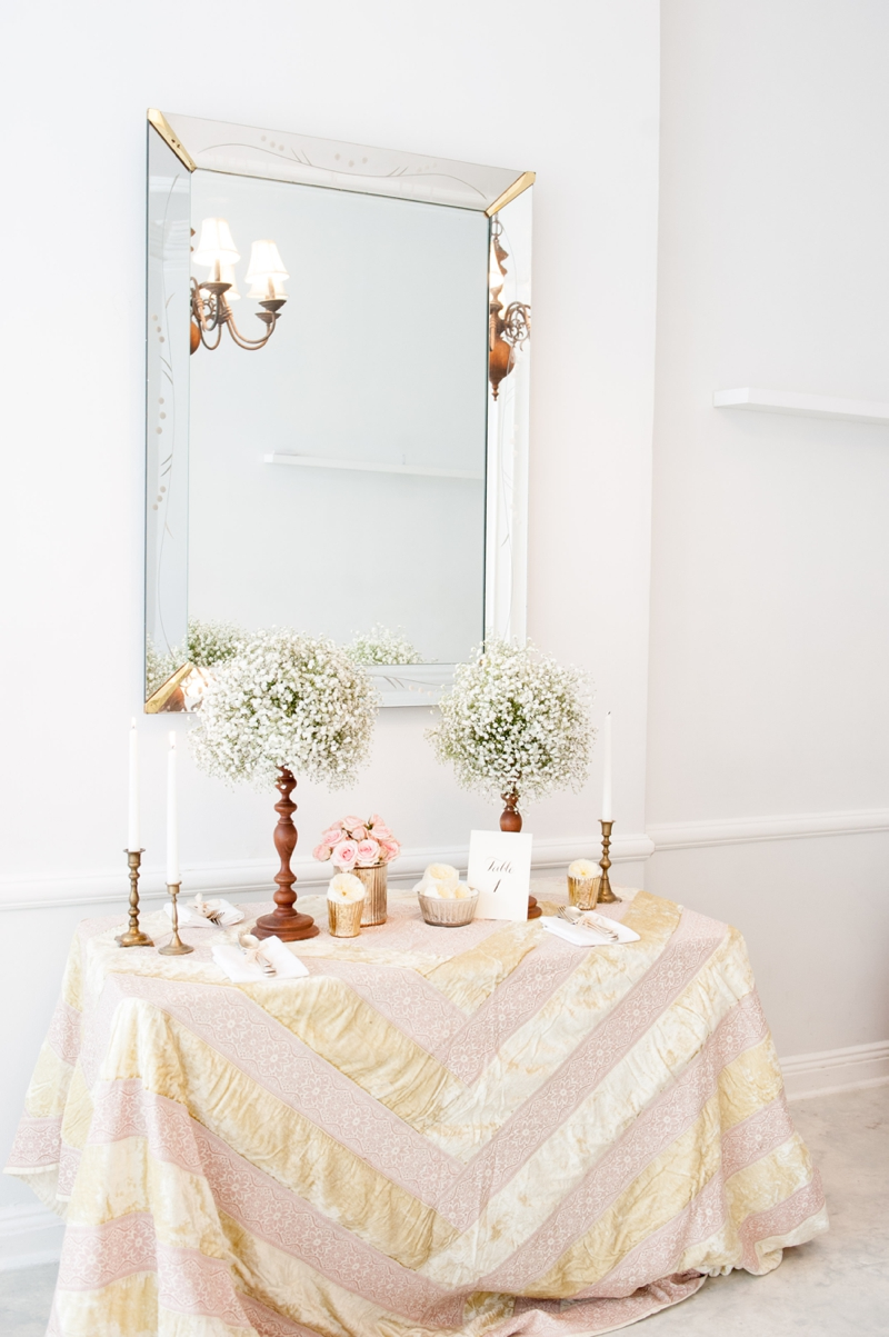 Floral Print Wedding Ideas {Classic}   Every Last Detail