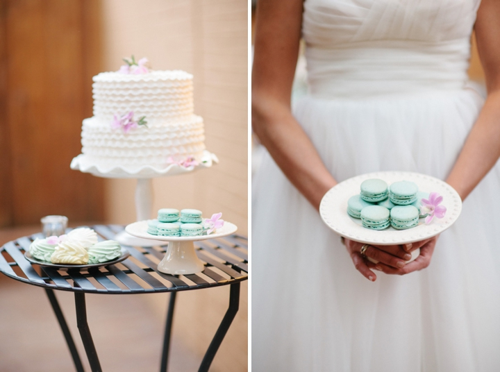 Modern Rustic Herb Inspired Wedding Ideas via TheELD.com