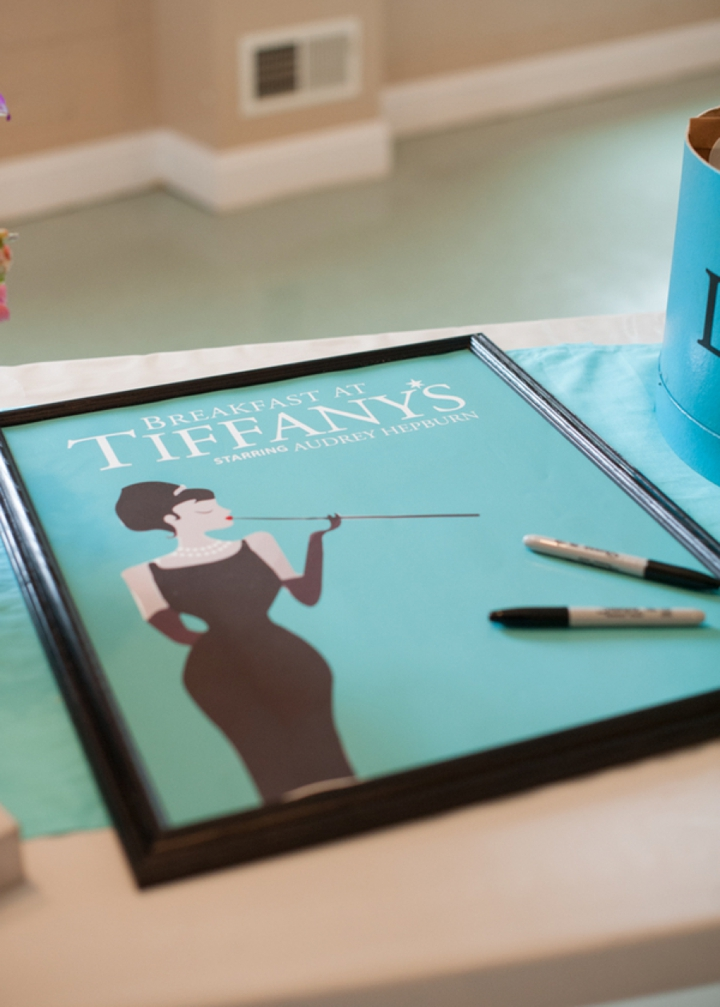 Tiffany Co Themed Bridal Shower Every Last Detail