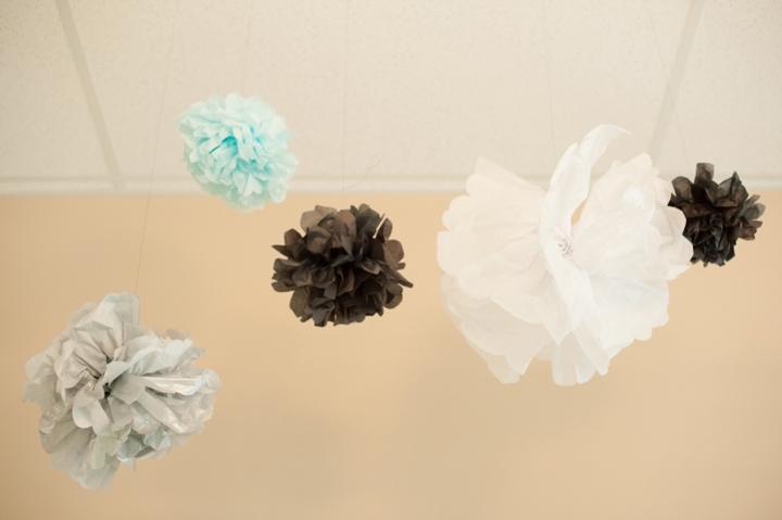 Tiffany & Co. Themed Bridal Shower via TheELD.com