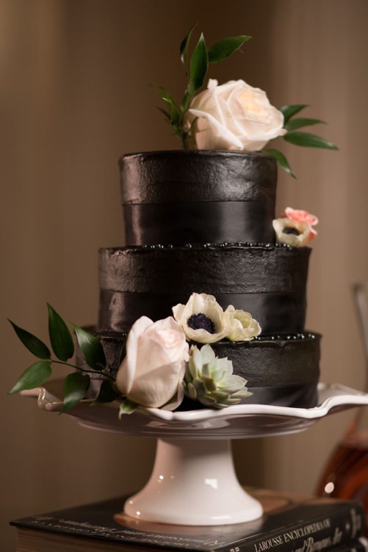 Bold Dramatic Blush And Black Wedding Ideas Every Last
