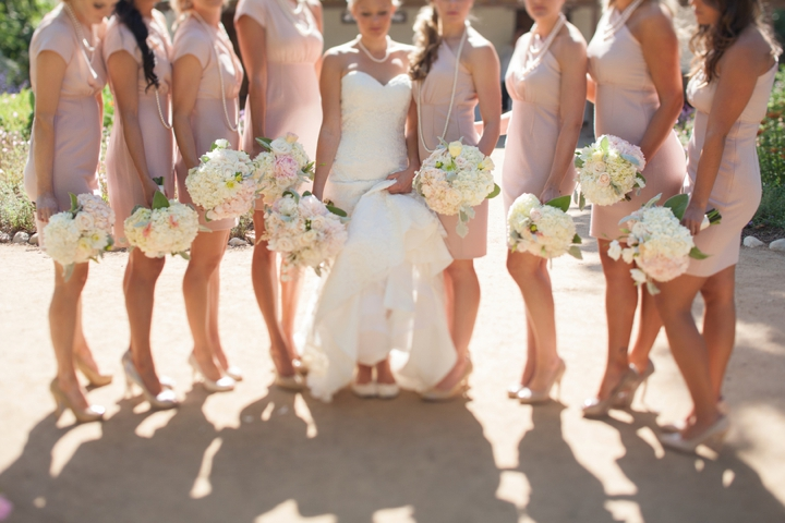 A Romantic, Timeless Champagne and Blush Wedding | Every Last Detail