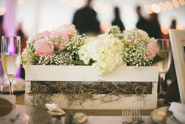 Classic Rustic Pink and White Illinois Wedding 1 | Every Last Detail