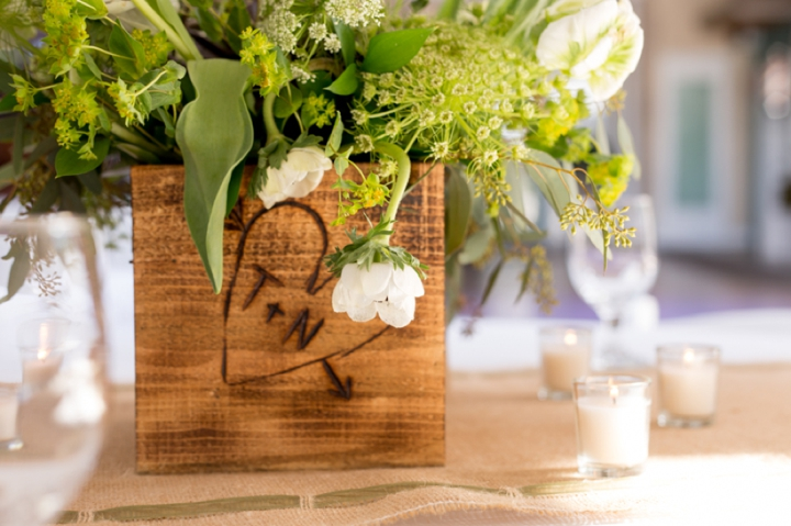 A Rustic Nature Inspired Wedding via TheELD.com