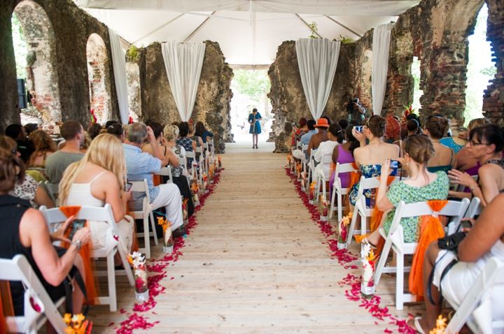 Caribbean Destination Wedding Location: Saint Lucia via TheELD.com