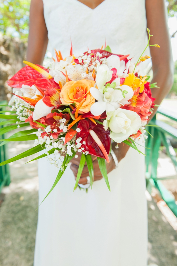 Caribbean destination wedding location the island of for Weddings in the carribean