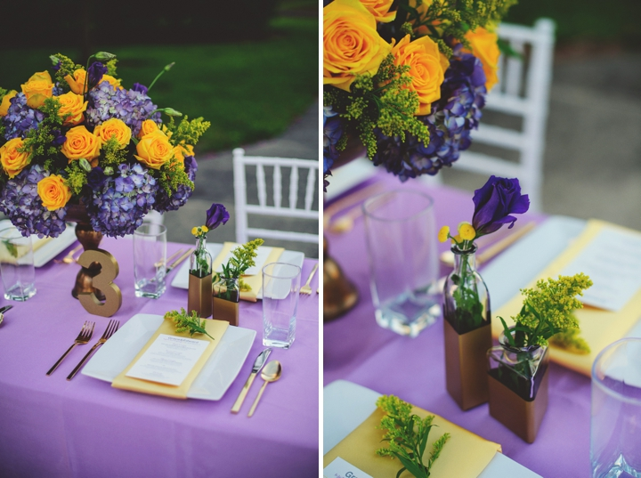 Elegant lavender and yellow wedding ideas every last detail elegant lavender and yellow wedding ideas mightylinksfo