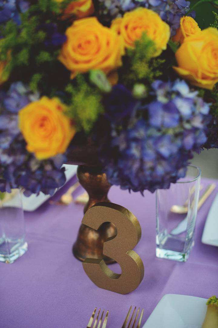 Elegant Lavender And Yellow Wedding Ideas Every Last Detail