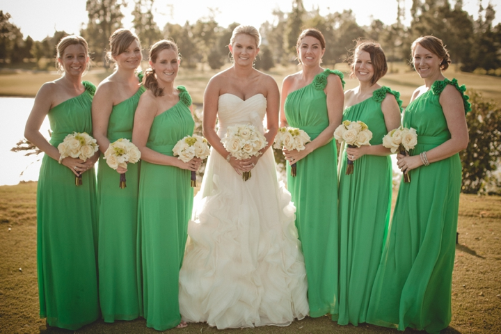Modern Elegant Emerald and Navy Wedding | Every Last Detail