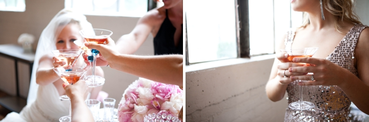 Modern Chic Sex and the City Wedding Inspiration via TheELD.com