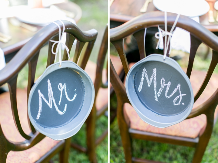 Rustic Pink, Sage, and Yellow Wedding Ideas via TheELD.com