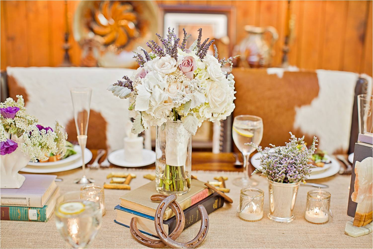 VENDOR OF THE WEEK: LEIGH PEARCE WEDDINGS  via TheELD.com