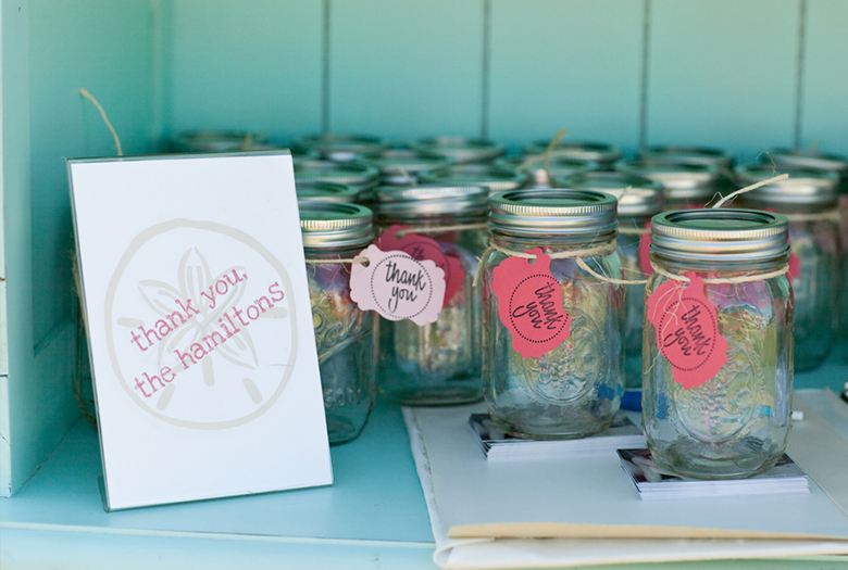 Rustic Teal And Coral Mexico Wedding 7