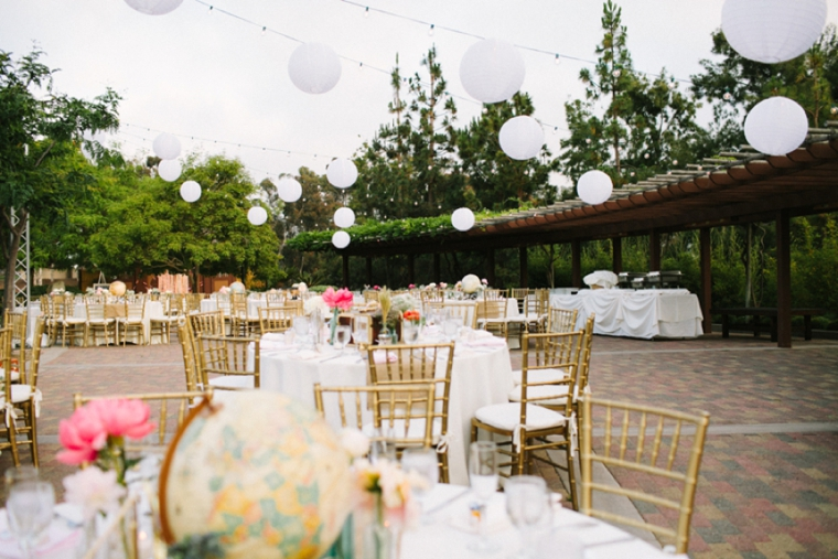 Blush vintage travel themed wedding every last detail blush vintage travel themed wedding via theeld junglespirit Images