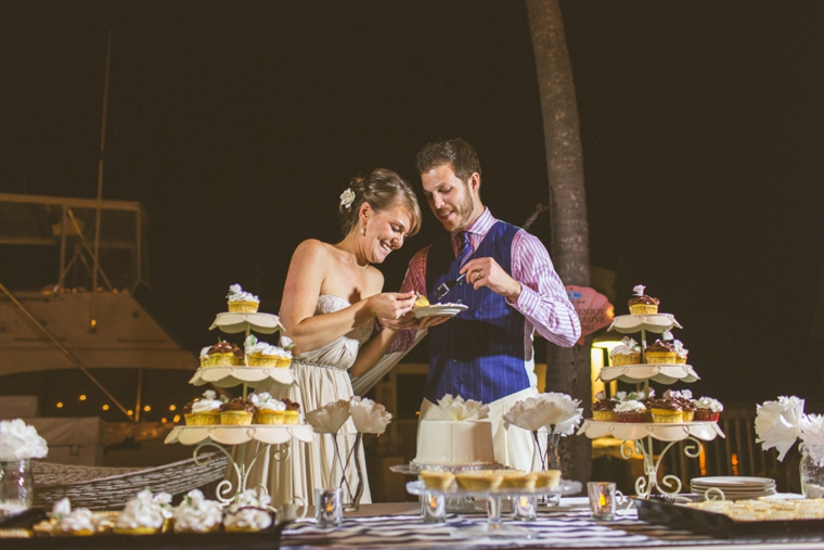A Romantic Chic Islamorada Wedding via TheELD.com