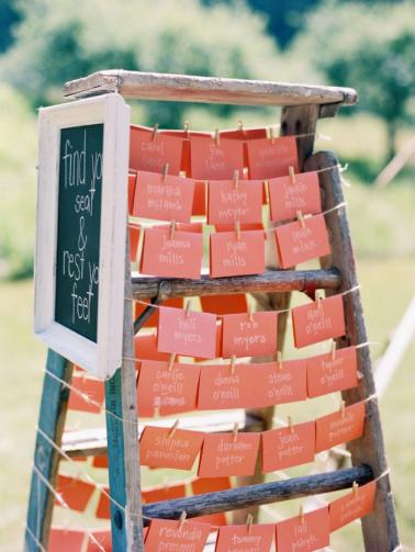 Eco Friendly North Carolina Farm Wedding via TheELD.com