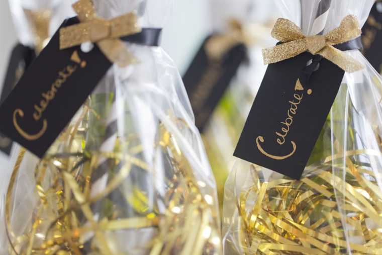 Seasonal Wedding Favor Ideas via TheELD.com
