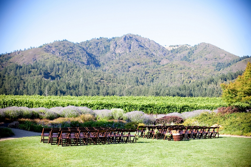 Rustic and Whimsical California Wedding via TheELD.com