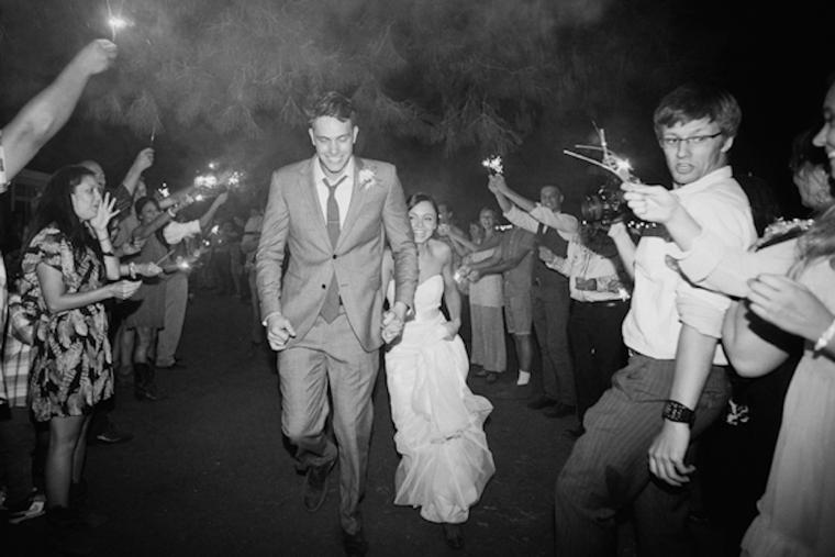 A Country Inspired California Wedding via TheELD.com