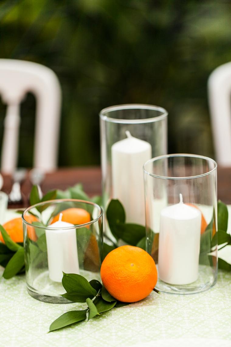 Costa Rica Citrus Inspired Wedding via TheELD.com