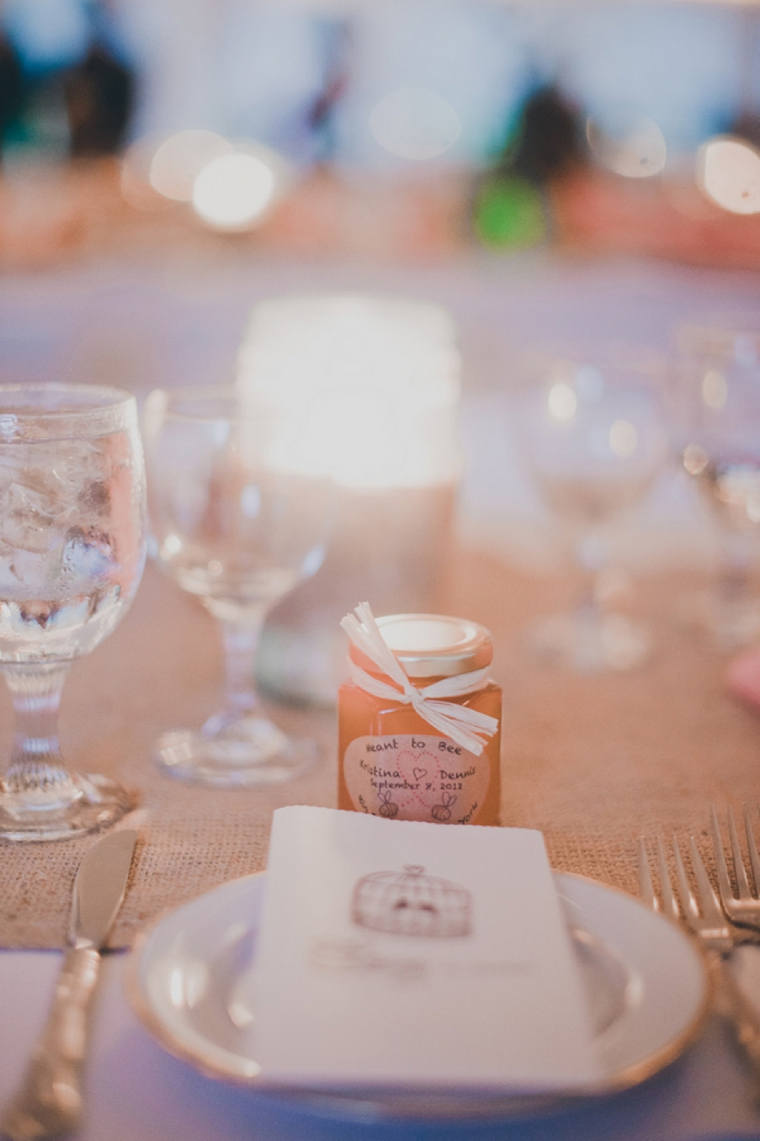 A Colorful Handmade New York Wedding via TheELD.com