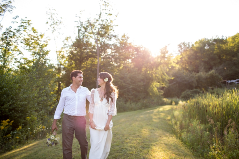 Red and Yellow Eco Friendly Wedding Ideas via TheELD.com