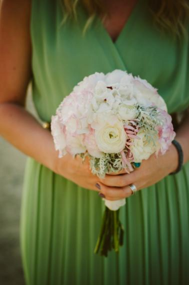 Vintage Eclectic California Wedding via TheELD.com