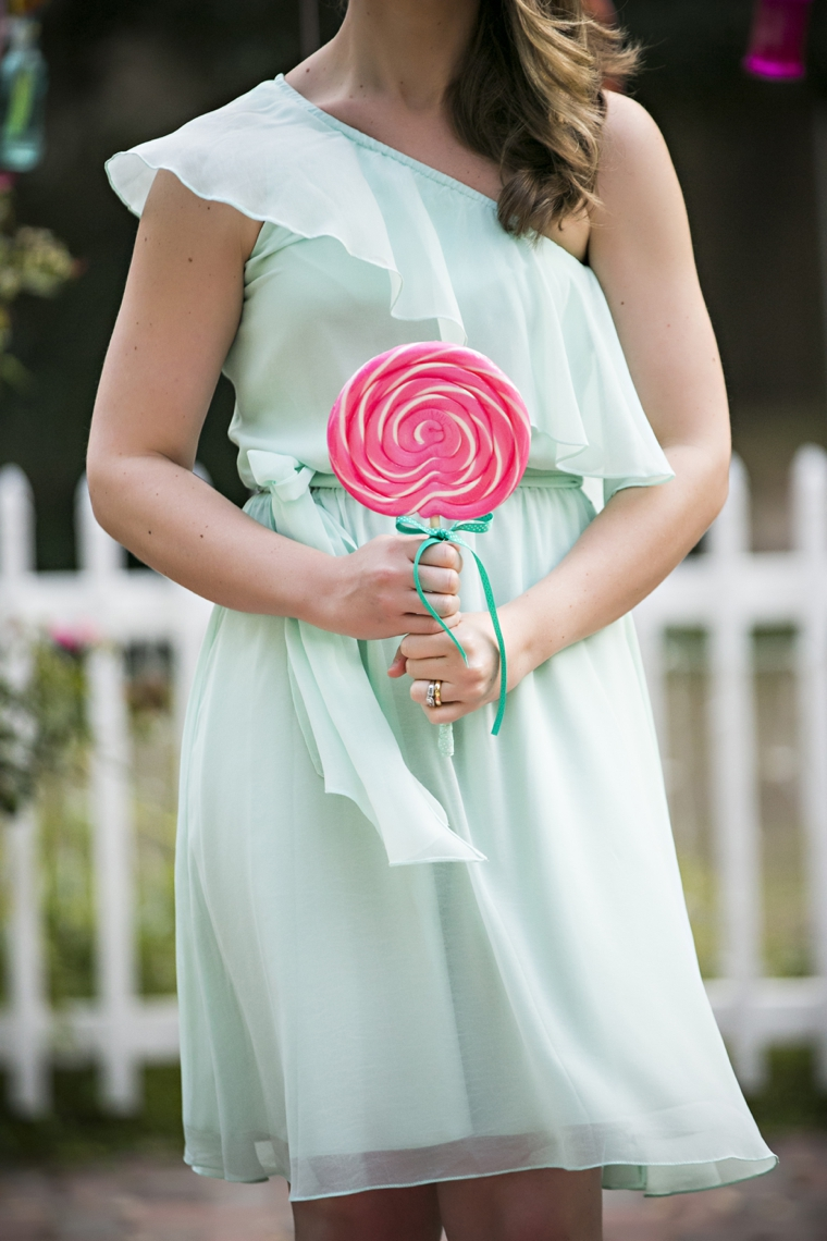 Eclectic Candy Land Wedding Ideas   Every Last Detail