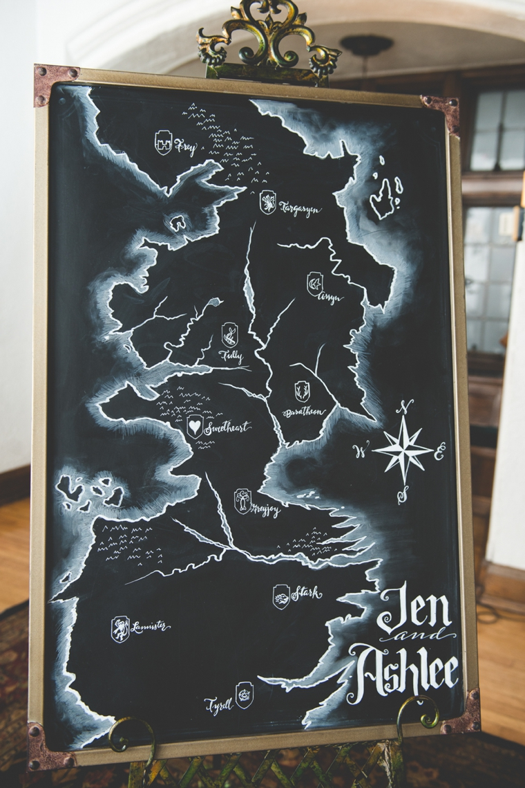 Game Of Thrones Wedding Ideas Every Last Detail
