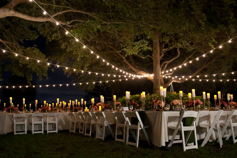 12 Ideas For The Best Outdoor Wedding: A Whimsical & Romantic Garden Wedding