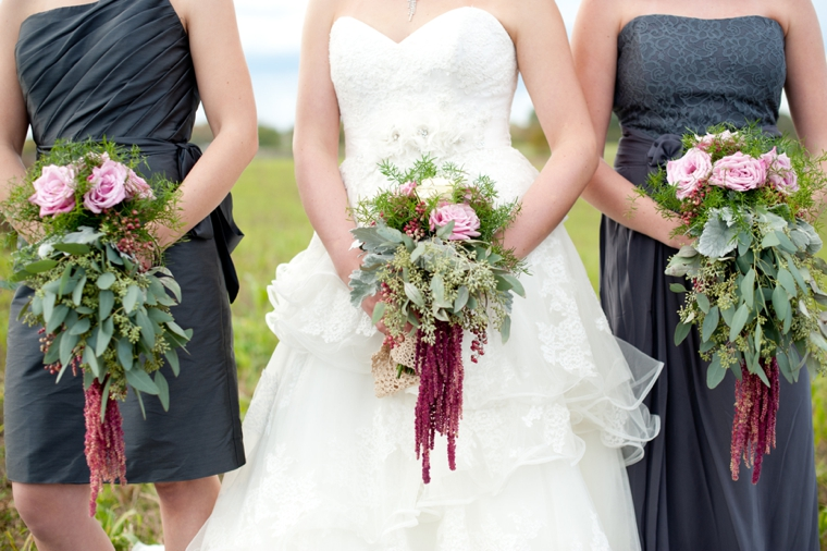 Rustic Eclectic Virginia Wedding Inspiration via TheELD.com