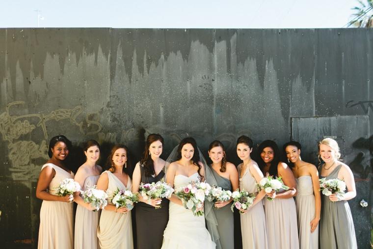 A California Street Party Wedding Weekend via TheELD.com
