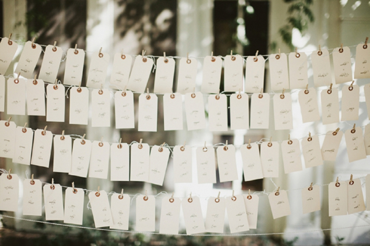 Rustic Intimate Blush and Yellow Wedding via TheELD.com