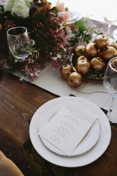 Rustic & Romantic Wedding Inspiration via TheELD.com