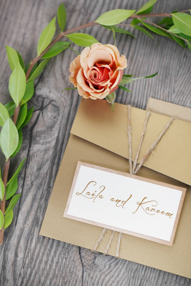 Boho Chic & Modern Wedding Inspiration via TheELD.com