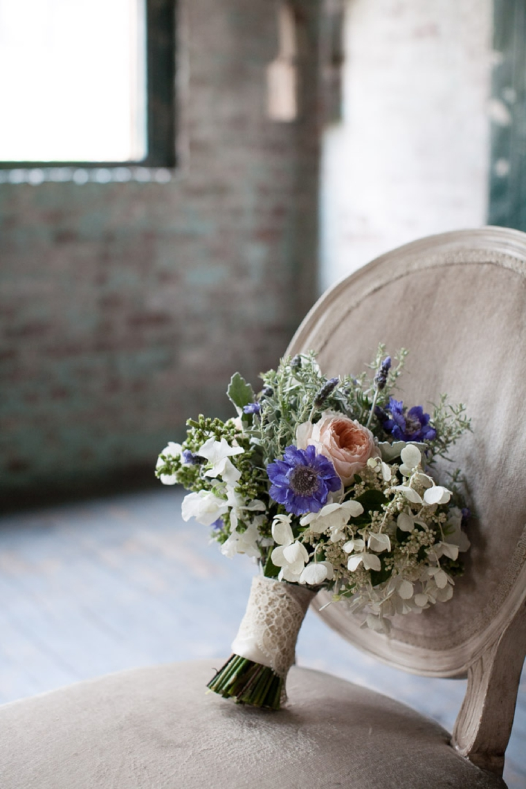 Charming Garden Inspired Vintage Wedding via TheELD.com