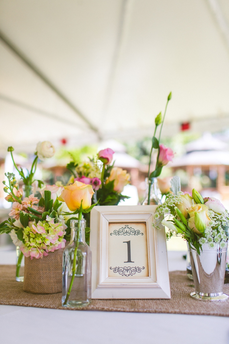 A Romantic & Vintage Garden Wedding | Every Last Detail