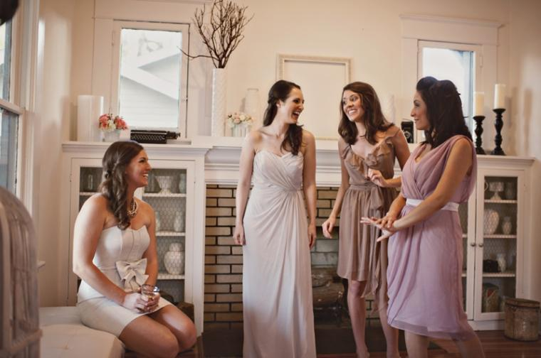 A Fun New Way Of Choosing Bridesmaid Dresses! via TheELD.com
