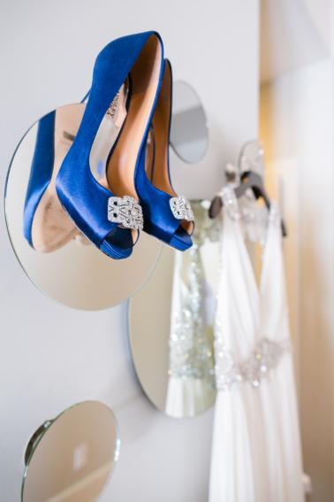 South Carolina Lilly Pulitzer Inspired Wedding via TheELD.com
