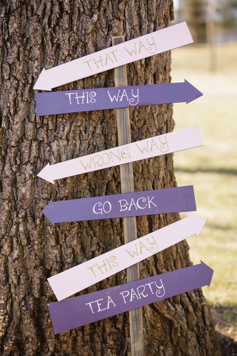 Alice In Wonderland Wedding Ideas via TheELD.com