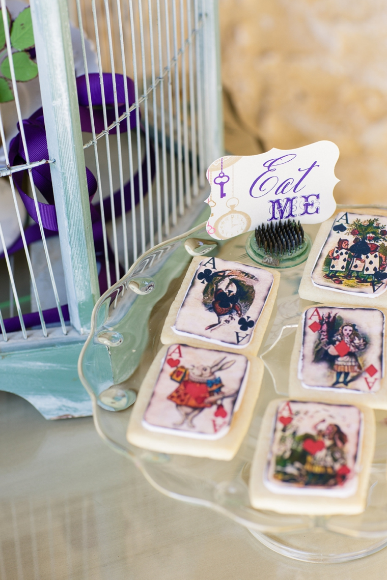 Alice In Wonderland Wedding Ideas | Every Last Detail