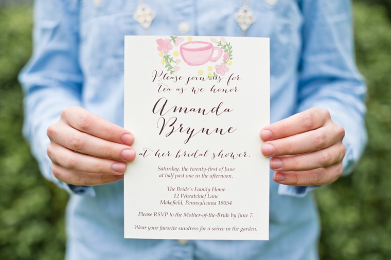 how to plan a bridal shower via theeldcom